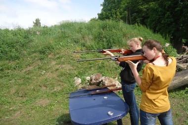 Młodzieżowy<br />Turniej Strzelecki