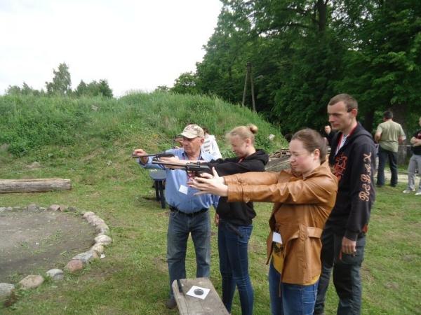 III Młodzieżowy Turniej Strzelecki