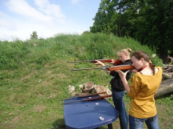 Galeria - Młodzieżowy Turniej Strzelecki